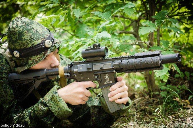 M7 для лазертага